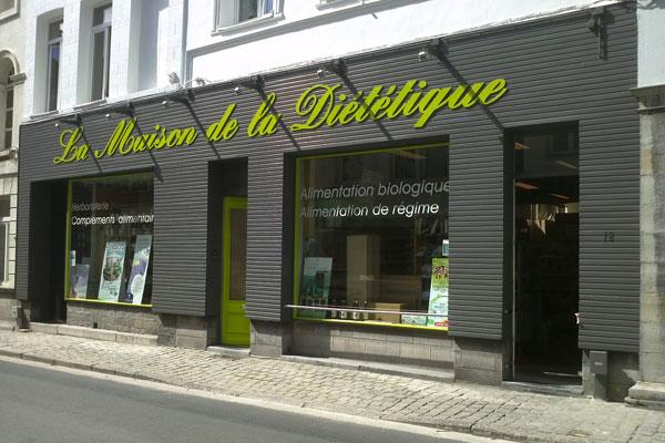 Magasion Bio Diététique Tournai